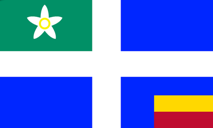SSS Universe Country of palmers State Flag 4 by ajlew