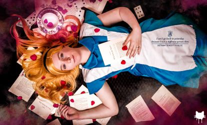 Alice by steamkittens