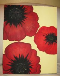 Poppies by ohcarolyn