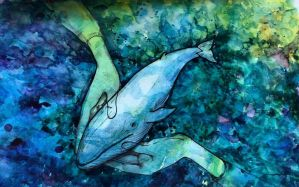 The Whale World Is In Your Hands by Verismaya