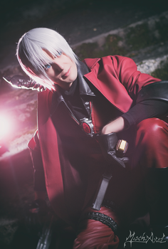 Dante Devil May Cry by MischAxel by MischievousBoyAilime