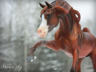I'll Be Your Flame In the Cold by EquusInspiration