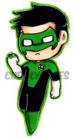 Kyle Rayner by CuddlyCapes