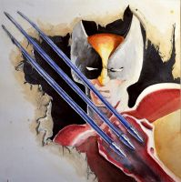 Wolverine 1989 by Jolivert