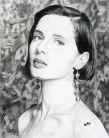 Isabella Rossellini 9 by cherrymidnight