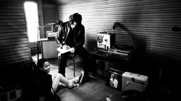 Jack White and me by Wordbob