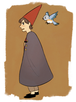 Over the Garden Wall by jennifercrow