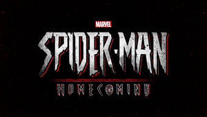 SPIDERMAN: HOMECOMING 2017 (unofficial) LOGO by skauf99