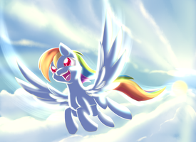 Too Bright by ValeBreeze