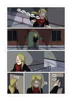 Unfledged - Collected - Prelude - Pg 13 by curiousdoodler