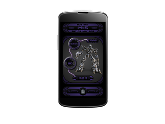 Megatron Zooper Widget by MP1331