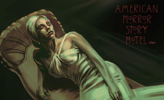 American Horror Story by ZoroZoHoro