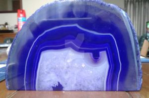 Agate Dyed???? by N1GHT0WL5