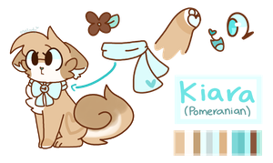 Kiara Ref by Bunaberry