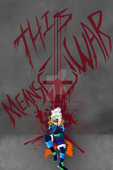 This Means War by LynxIeles