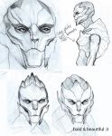 turian females by lupodirosso