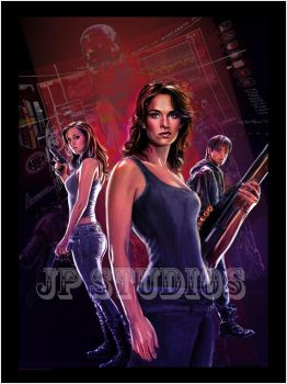 Sarah Connor Final by jasonpal