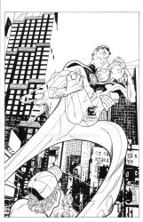 FF cover BW by BroHawk