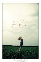 Feel free and Fly with me by DavedeHaan