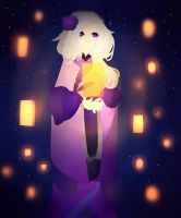 for saeye .:lantern:. by sounds-like-balloons
