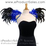 eProductSales Serena Blue and Black Costume Props by eProductSales