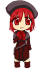 Rio Chibi Pixel Doll by Lovely--Lust