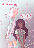 Do It For Her / Him by Vogelchan