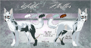 P F E I F F E R :: ref sheet! by incinekaek