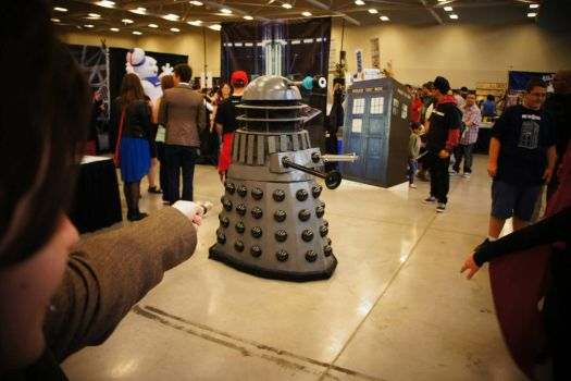 Sonic the Dalek by Mad-Whovian-In-A-Box