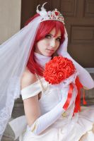 Wedding Day Maki VII by MeganCoffey