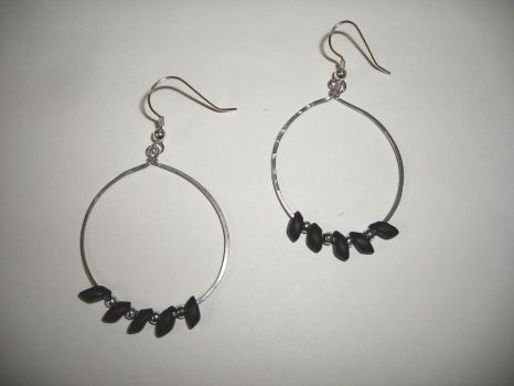 Bear Claw Earrings by Partial-Credit