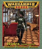Hydra for poser pro game dev / daz3d by jibicoco