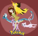 Me and Pokemons by RAWRHONEY