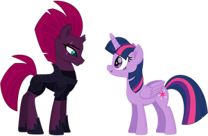 Twilight and Tempest 2 (Alternate) by EJLightning007arts