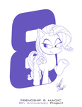 Project 8: Rarity by Fuzon-S