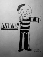 MIME by Froggy-Spaztastic