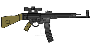 STG-44 with scope by COLT731