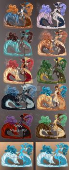 Muse Adopts :CLOSED: by FsMaverick