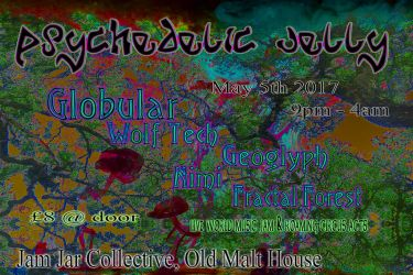 PSYCHEDELIC JELLY by shinichizen