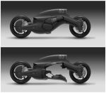 M61 REAVER Military Motorcycle by ProgV