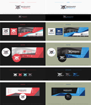 365NAP Logo and Banner Pack by DianaGyms