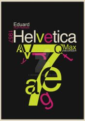 Helvetica by Osx86