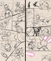 PPGD page studies by bleedman