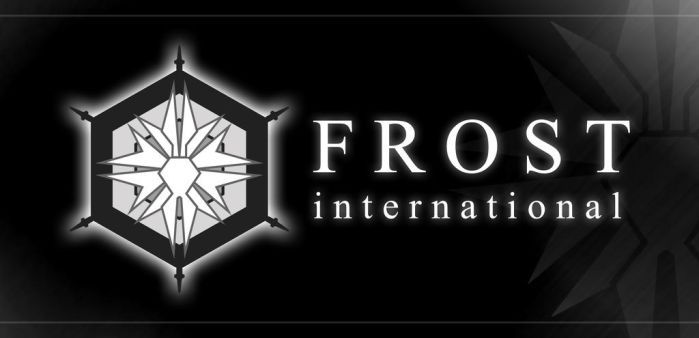 Frost logo - The Dreaming fanfic by Alexandra-Auditore