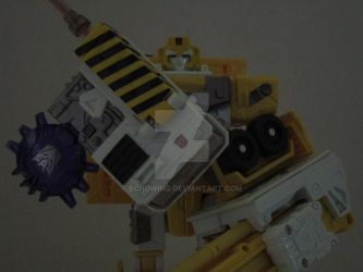 Transformers Customs 009A - Erector by EchoWing