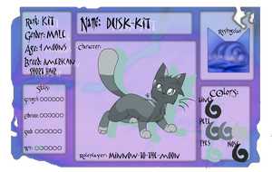 TDC: Dusk-kit by Minnow-to-the-moon