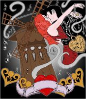 Moulin Rouge by ZMBGraphics