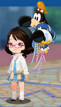 My KHUX Avatar x3 by YessieMaltese