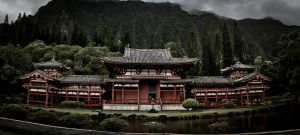 Byodo Temple Oahu by Badoo11