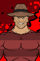 Freddy Krueger by SCP-096-2